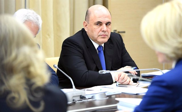 Bielorrusia.- El primer ministro de Rusia viaja este jueves a Minsk en plena cri