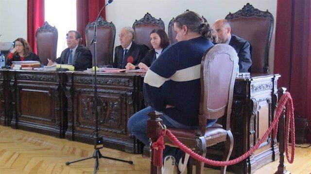 Juicio contra J.R.G.S  por matar a su mujer en 2017 en Mora