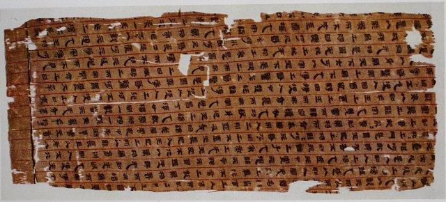 Un texto de 2.200 años sitúa en China el origen de la anatomía humana
