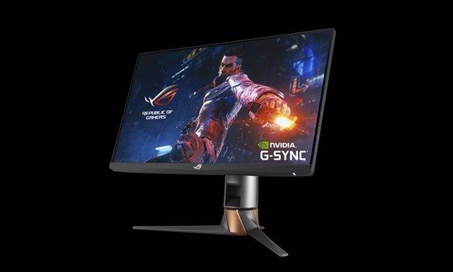 Asus dota a su línea 'gaming' ROG Meta Buffs con monitores de 360Hz y routers Wi