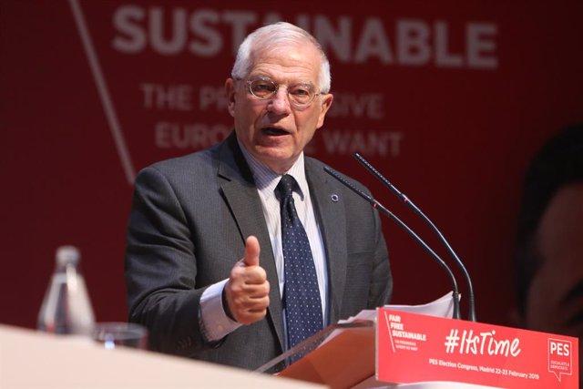 Podemos pide explicaciones a Bruselas por la carta de apoyo de Borrell a Martín