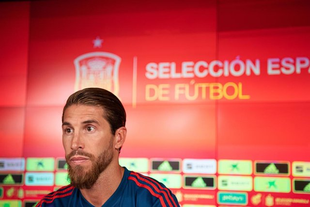 """Fútbol/Selección.- Sergio Ramos: """"Va a ser un año de infarto, me gustaría jugarl"""