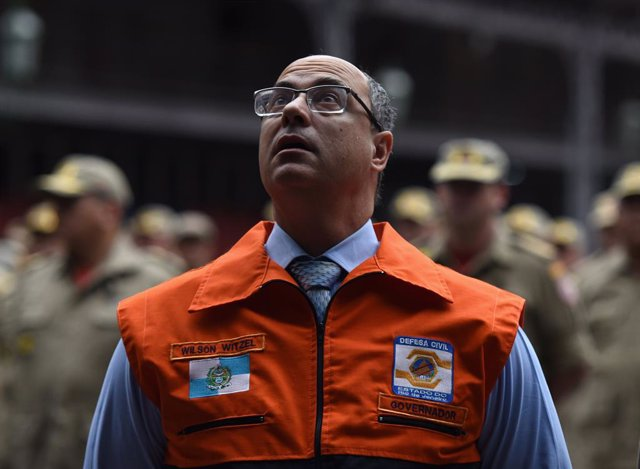 Brasil.- Mantienen el cese como gobernador de Río de Janeiro de Wilson Witzel po