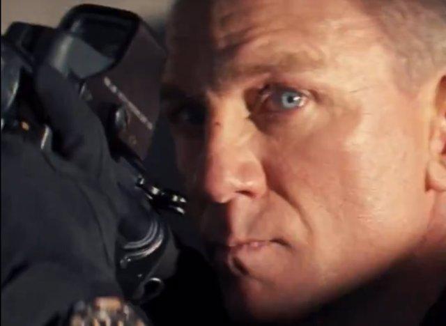 James Bond en Sin tiempo para morir