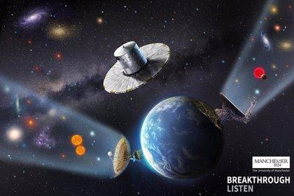Un 0,04% de sistemas estelares pueden albergar civilizaciones técnicas