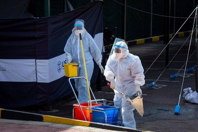 Coronavirus.- Sudáfrica suma otros 2.300 contagios y rebasa los 630.000 casos co