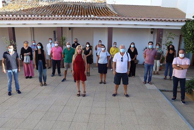 Consejo escolar municipal de San Juan del Puerto.