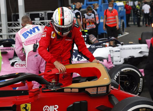"Fórmula 1.- Luca di Montezemolo: ""Vettel necesita en Ferrari un entorno que le a"