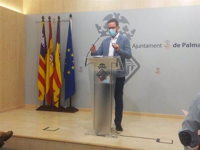 El alcalde de Palma, José Hila.