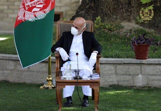 AMP.- Afganistán.- El Gobierno afgano anuncia que ha liberado a la práctica tota