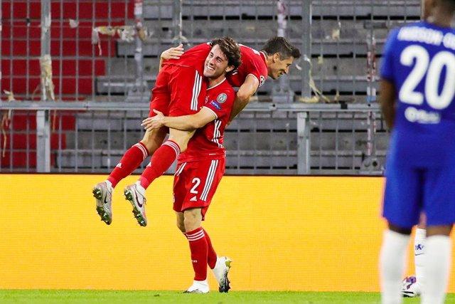Fútbol.- El Bayern confirma el final de la cesión de Odriozola y su regreso al R