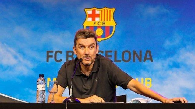 """Fútbol.- Unzué: """"La decisión de Messi no es un calentón, es algo meditado"""""""