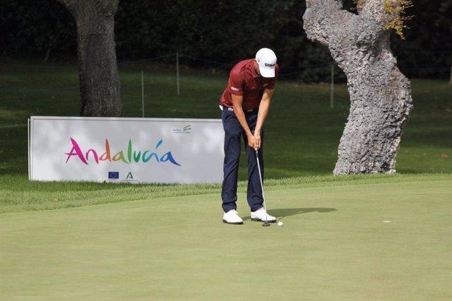 Cádiz.- Valderrama acoge el Andalucía Masters de Golf con la participación de al