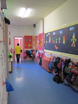 Aula, Classe, Alumnes, Escola, Nens, Professor