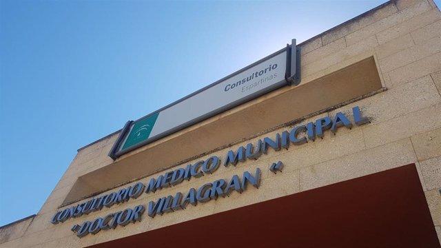 Consultorio médico de Espartinas