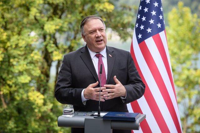 El secretario de Estado, Mike Pompeo