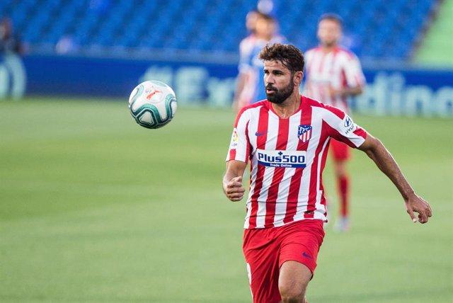 Fútbol.- Diego Costa y Arias dan positivo por coronavirus en el Atlético