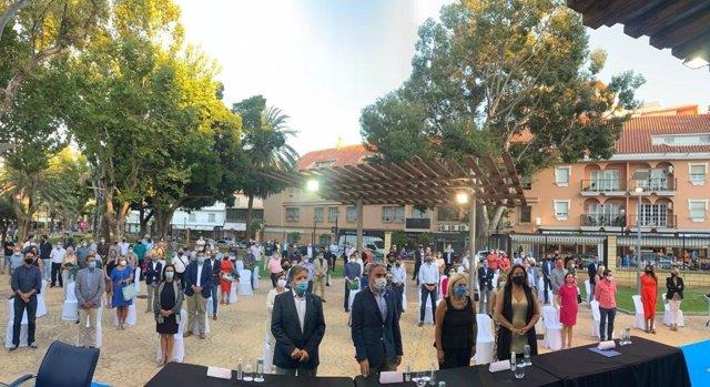 Málaga.- La Junta agiliza la entrega de 100 licencias de chiringuitos de Málaga