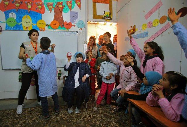 """Líbano.- UNICEF pide ayuda """"urgente"""" para que los niños de Líbano afectados por"""