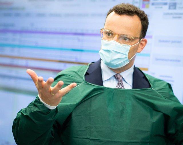 Coronavirus.- Alemania rebaja el balance diario de coronavirus con 782 nuevos ca