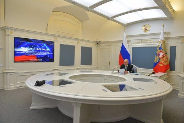 Coronavirus.- Rusia eleva el balance diario con 5.115 nuevos casos y 121 muertos