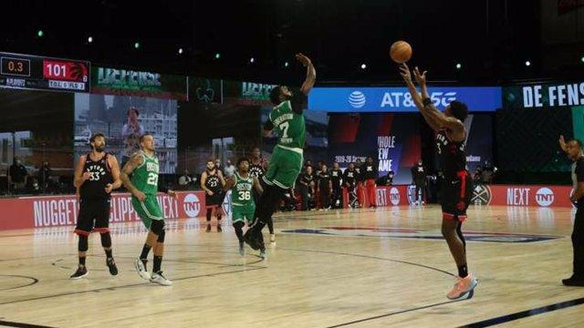 Baloncesto/NBA.- Anunoby rescata sobre la bocina a los Raptors del 3-0 ante los