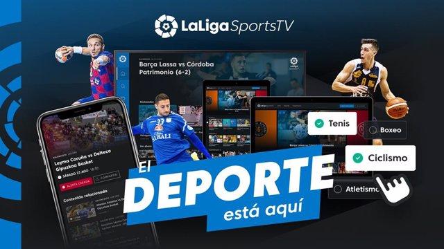 Fútbol.- LaLigaSportsTV podrá verse en Orange TV de forma gratuita