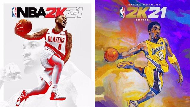 """Baloncesto.- El videojuego NBA 2K21 """"más real"""" ya está disponible en España"""