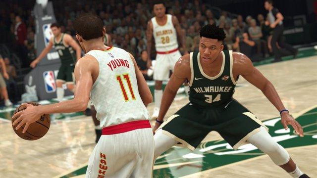 La cultura del baloncesto y la emoción de la cancha en el nuevo NBA 2K21
