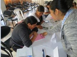 Un total de 250 mujeres rurales de Ecuador mejoran sus condiciones gracias a un