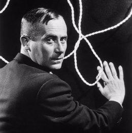 Foto de Joan Miró, de Man Ray (1933)