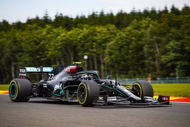 Fórmula 1/GP Italia.- Mercedes manda sin problemas en los primeros libres en Mon