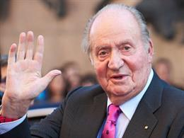 El rey Juan Carlos I