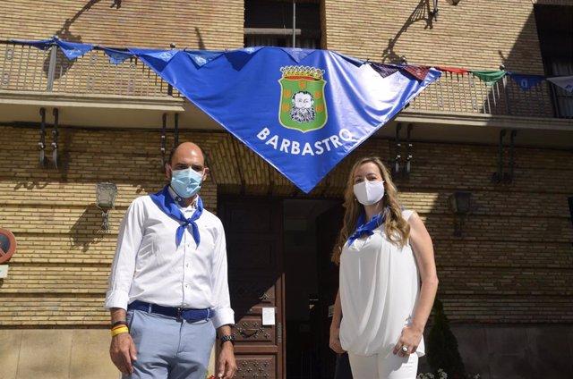 Nota De Prensa. Responsabilidad En Las Fiestas De Barbastro