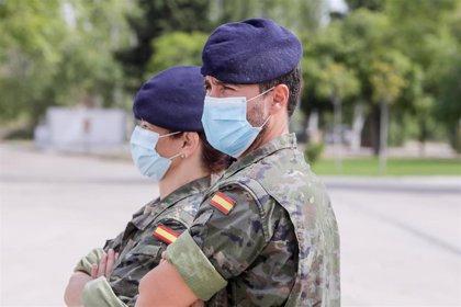Rastreadores militares ayudarán en el rastreo del Covid-19 en Madrid, Comunidad Valenciana y Murcia desde el lunes
