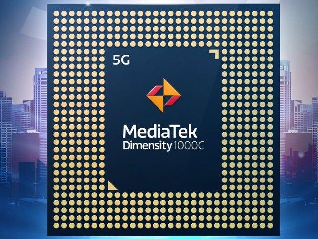 MediaTek presenta el procesador Dimensity 1000C, para móvil 5G de gamas altas
