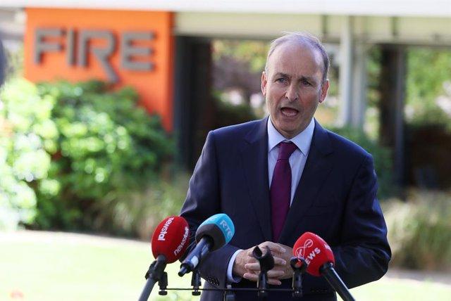 AMP.- UE.- Irlanda propone a la eurodiputada Mairead McGuinness y a Andrew McDow