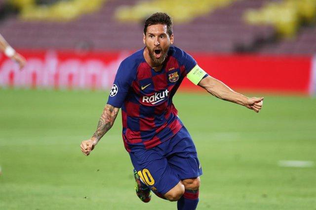 Fútbol.- Según 'TyC Sports' Leo Messi se queda en el FC Barcelona