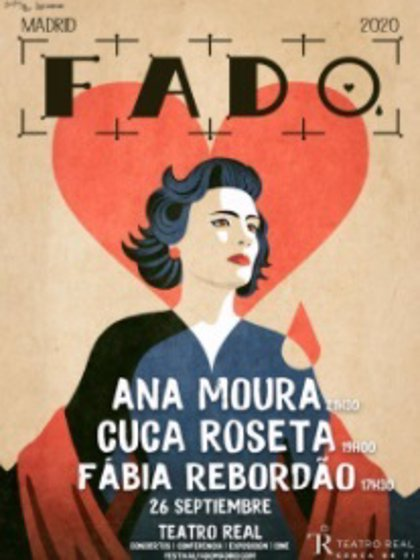 La X Edición del Festival Internacional de Fado rinde homenaje a Amália Rodrigues en el Teatro Real de Madrid