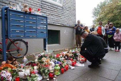 La Policía alemana pone bajo arresto a la madre acusada de asesinar a cinco hijos