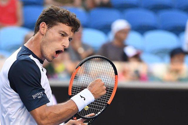 Tenis/US Open.- (Crónica) Carreño y Davidovich avanzan a octavos en el US Open