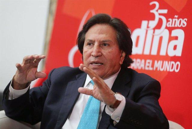 Perú.- EEUU rechaza la petición del expresidente peruano Alejandro Toledo para i