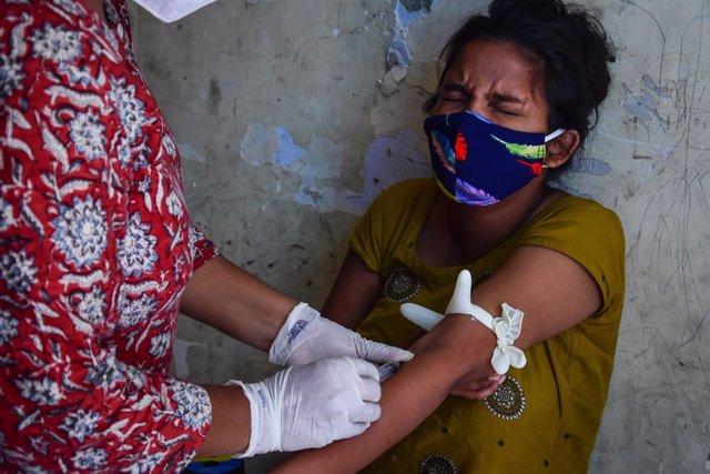 Coronavirus.- India bate récord con más de 86.000 nuevos casos de coronavirus y