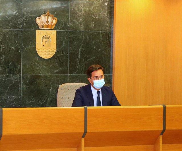 El Alcalde de El Ejido apela a la responsabilidad y desaconseja la peregrinación a Dalía por seguridad