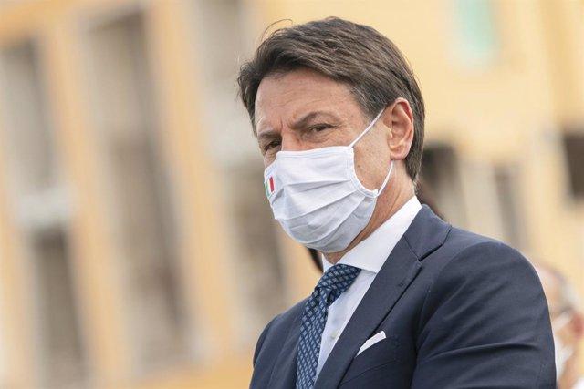 Coronavirus.- Italia descarta el confinamiento del país entero en medio de un re
