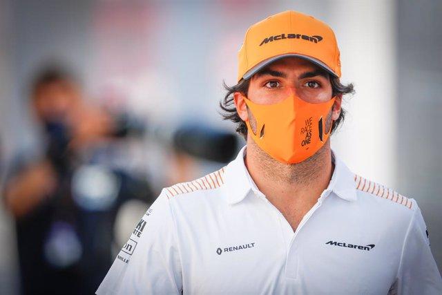 """Fórmula 1/GP Italia.- Sainz: """"El tercer puesto es algo inesperado"""""""