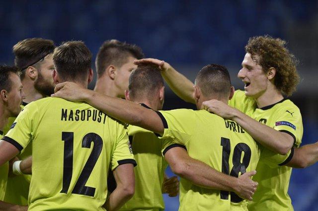 ACT.- Fútbol/Liga Naciones.- La República Checa cambiará de jugadores para poder