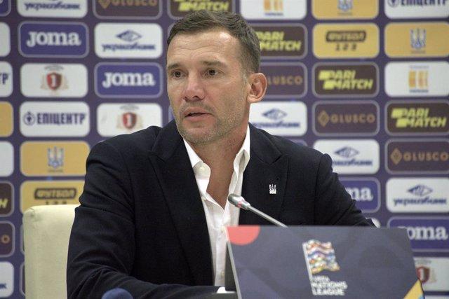 UEFA Nations League - Ukraine vs Switzerland