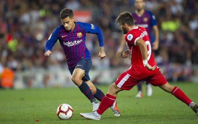Fútbol.- El Barça de Koeman jugará contra el Girona su segundo amistoso