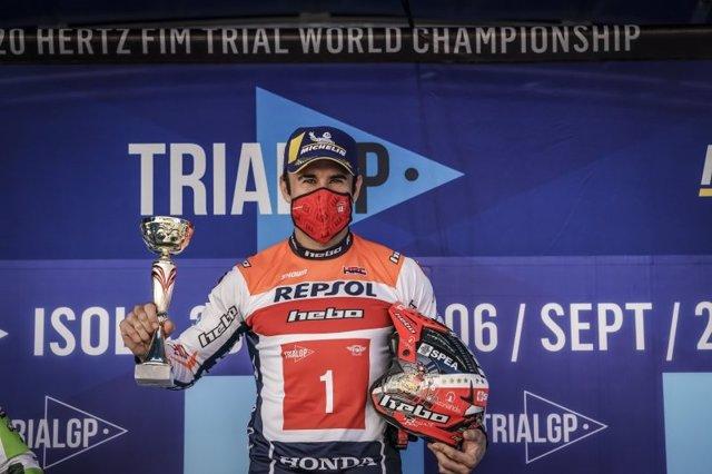Trial.- Toni Bou empieza el Mundial de TrialGP en lo más alto